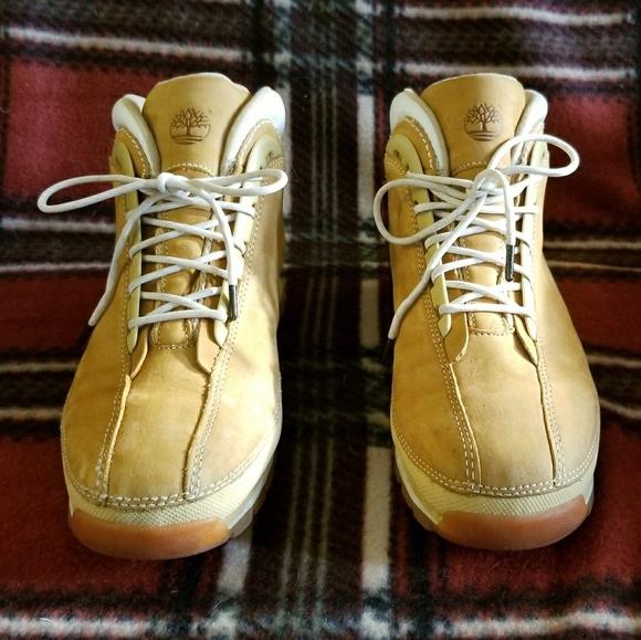 Popular Timberland Euro Brook Hiker Boots Mens Footwear Shop Mens Footwear COLOUR-light brown